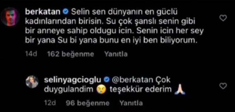 """Berk Atan ile Selin Yağcıoğlu barıştı mı? Hamleler """"Aşk yeniden mi?"""" dedirtti! - Sayfa 4"""