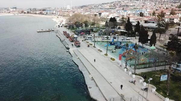 İstanbul'da 'tsunamiden kaçış' tabelaları - Sayfa 4