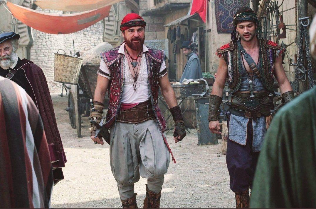 Barbaroslar Akdeniz'in Kılıcı dizisi zaman başlıyor? Barbaroslar Akdeniz'in Kılıcı oyuncuları kim? - Sayfa 3