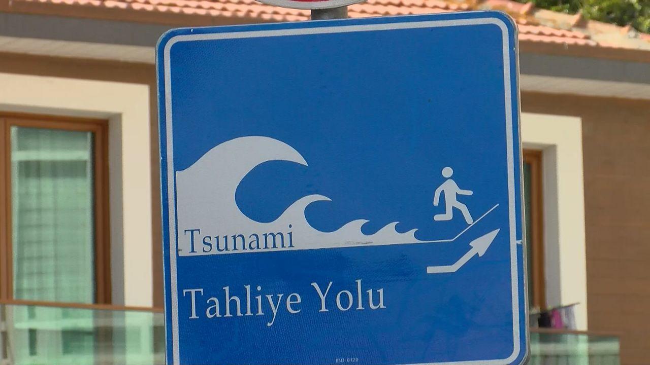 İBB'den İstanbul'da tsunamiden kaçış tabelaları - Sayfa 1