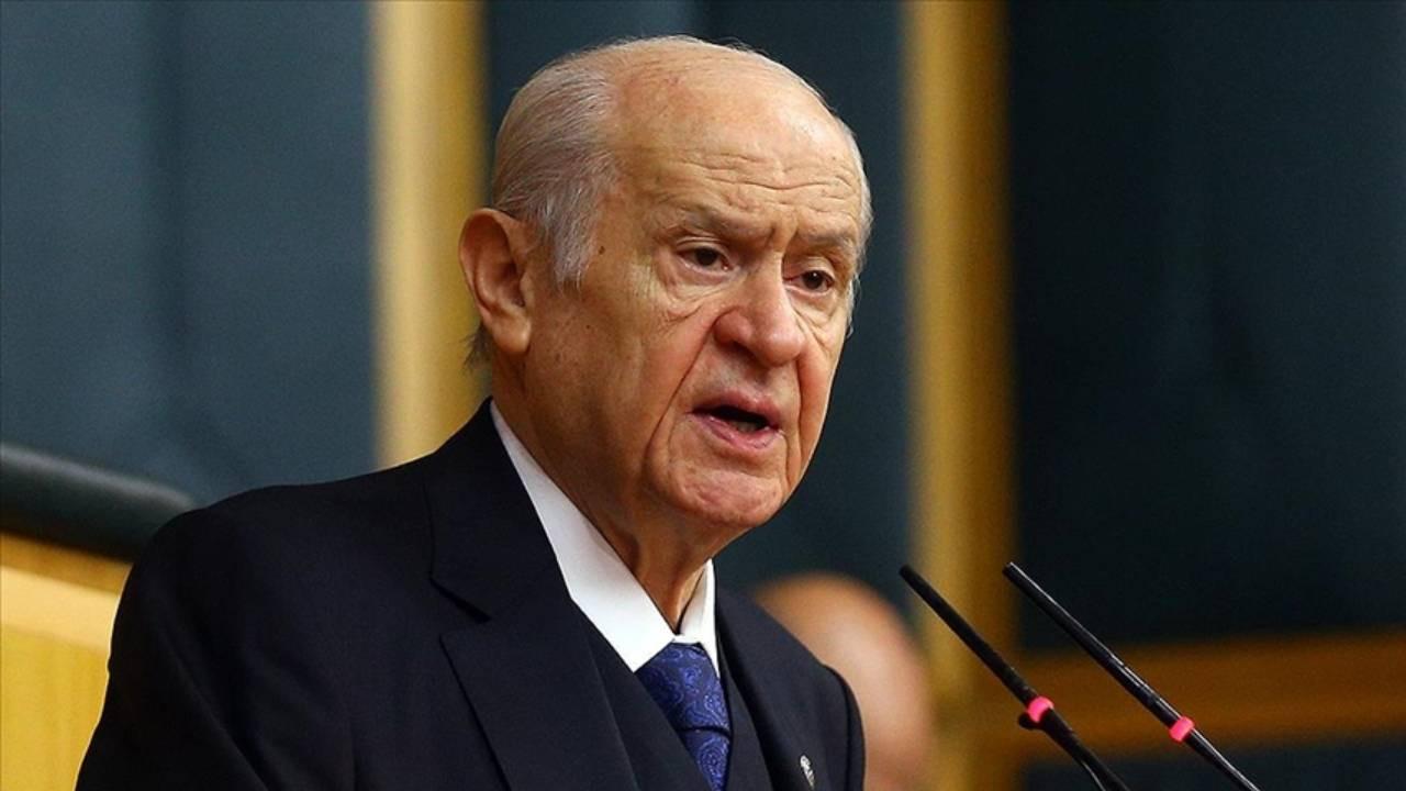 Dua ile adli yıl açılışı tartışması! MHP Genel Başkanı Bahçeli'den net açıklama