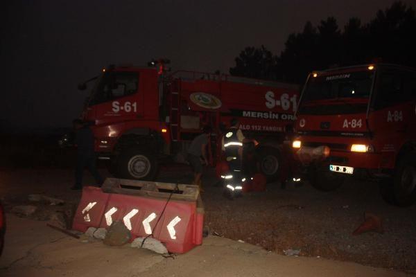 Anamur'da çıkan orman yangını kontrol altına alındı - Sayfa 4