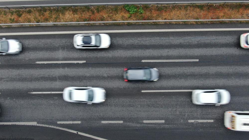İstanbul'da yağışlar trafiği vurdu, yoğunluk yüzde 60'a yaklaştı - Sayfa 2