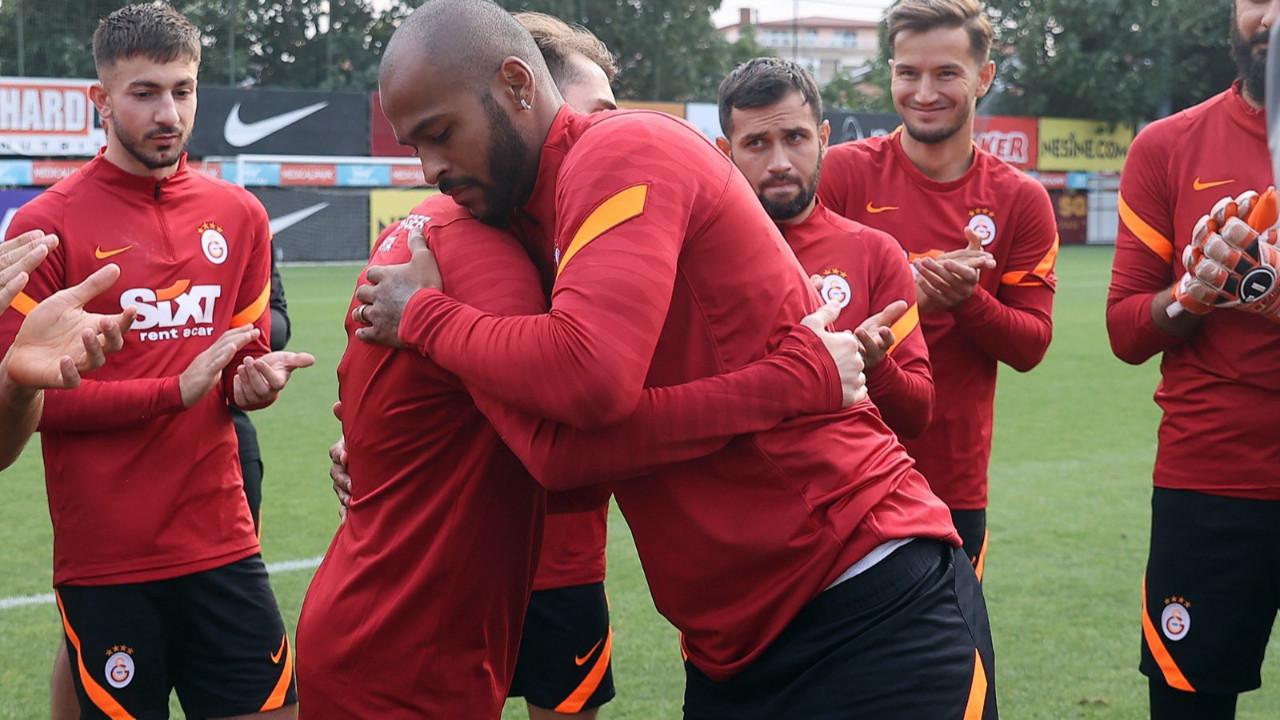 Galatasaray'da Marcao ve Kerem Aktürkoğlu barıştı