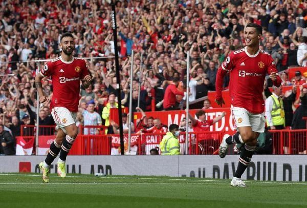 Ronaldo 2 golle döndü, Manchester United kazandı - Sayfa 1