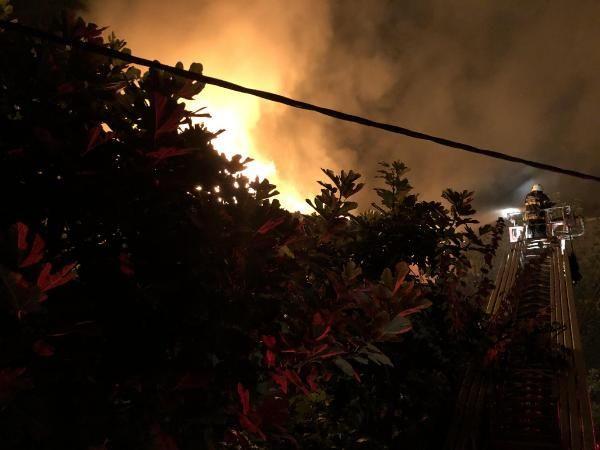 Zonguldak'ta aynı mahallede bir haftada ikinci yangın; 1 gözaltı - Sayfa 2