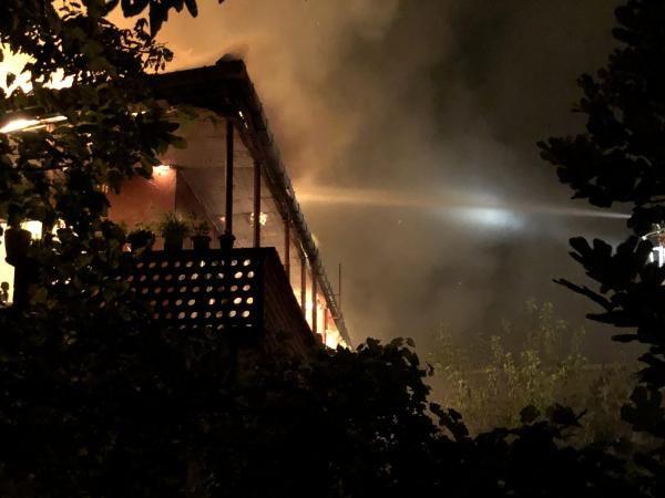 Zonguldak'ta aynı mahallede bir haftada ikinci yangın; 1 gözaltı - Sayfa 3