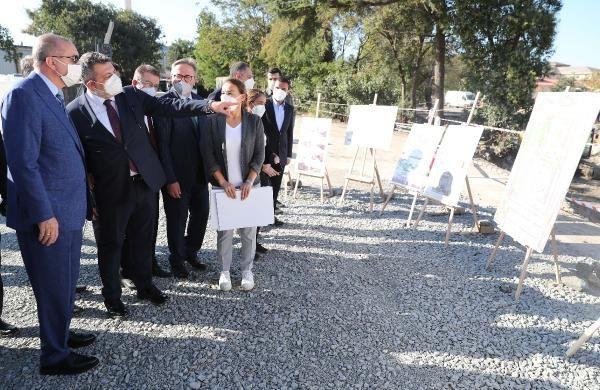 Cumhurbaşkanı Erdoğan Rami Kışlası'nı ziyaret etti - Sayfa 3