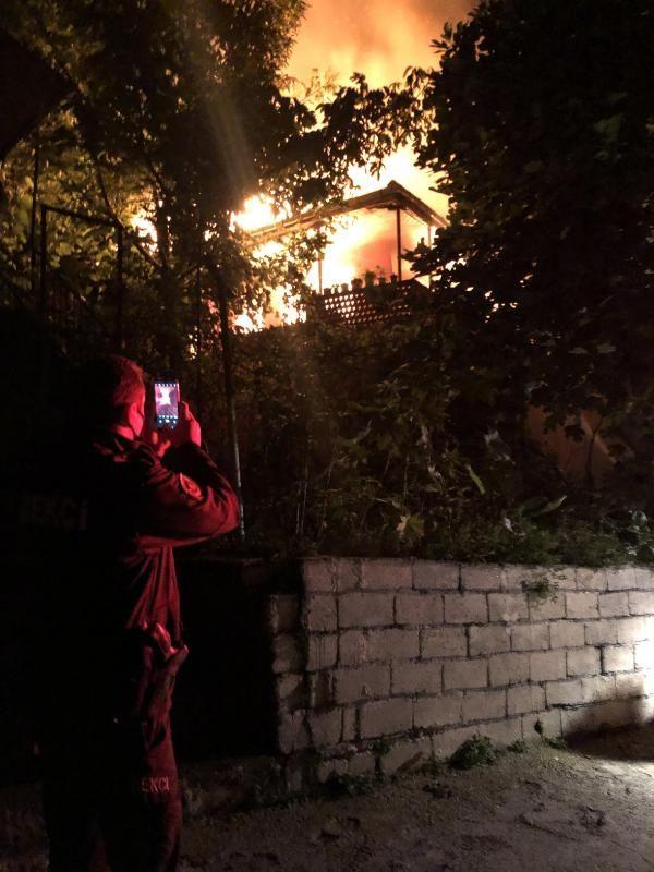 Zonguldak'ta aynı mahallede bir haftada ikinci yangın; 1 gözaltı - Sayfa 4