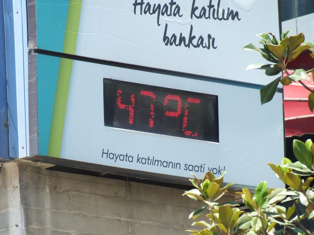 Son 50 yılın en sıcak 6'ncı ağustosu yaşandı - Sayfa 3