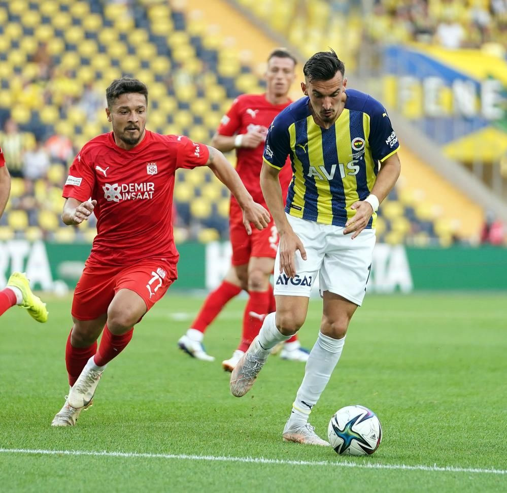Fenerbahçe 1-1 Sivasspor (Maç sonucu) - Sayfa 2