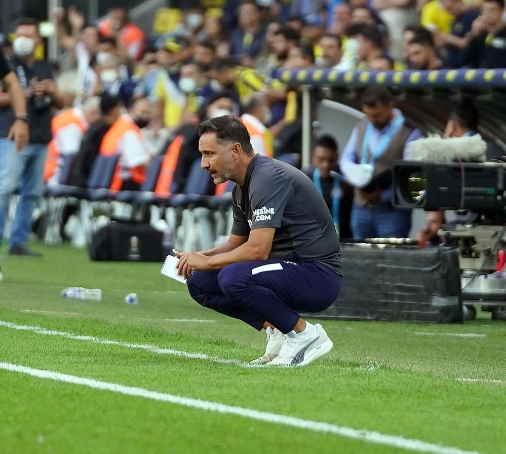 Vitor Pereira: Bir puan beni mutlu etmiyor - Sayfa 4