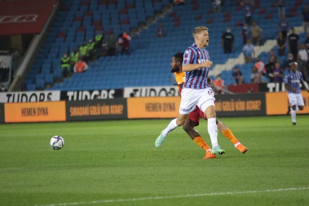 Trabzonspor - Galatasaray maç sonucu: 2-2 - Sayfa 2