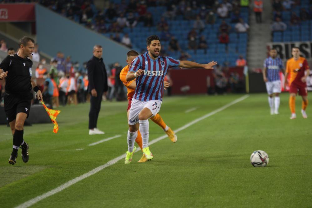 Trabzonspor - Galatasaray maç sonucu: 2-2 - Sayfa 1