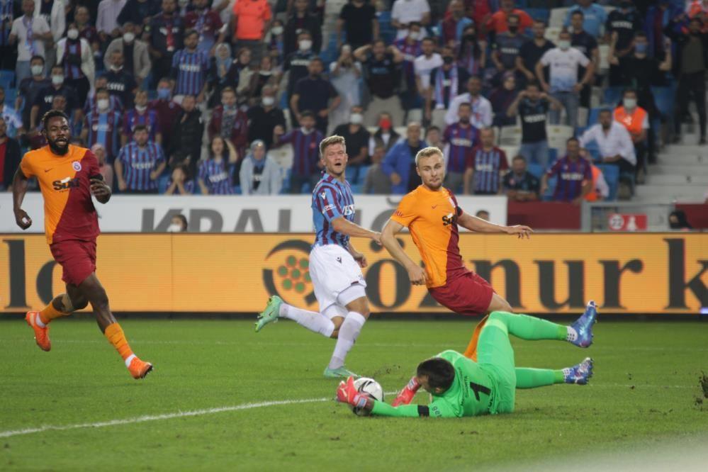 Trabzonspor - Galatasaray maç sonucu: 2-2 - Sayfa 4