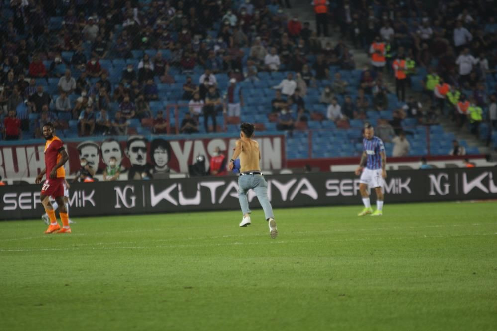 Trabzonspor - Galatasaray maç sonucu: 2-2 - Sayfa 3