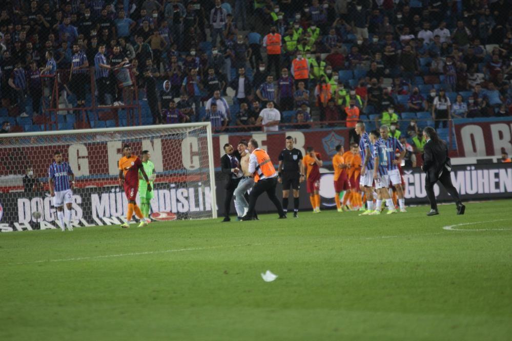 Trabzonspor-Galatasaray maçında olay! - Sayfa 4