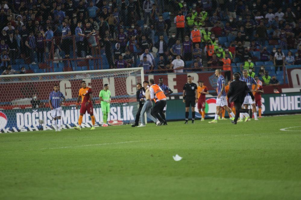 Trabzonspor-Galatasaray maçında olay! - Sayfa 3