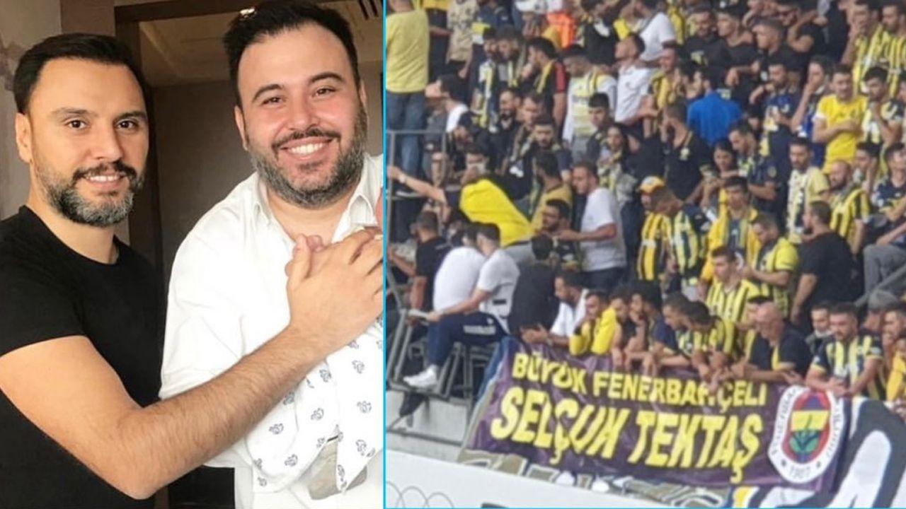 Fenerbahçe taraftarından Alişan'ı duygulandıran pankart - Sayfa 2
