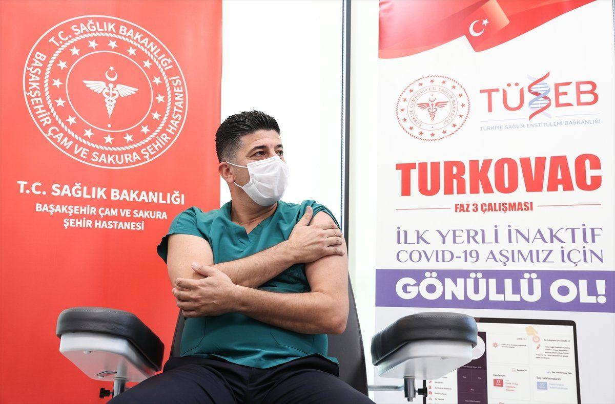 Türkiye'nin yerli aşısı TURKOVAC'ın Faz 3 çalışmaları Kırgızistan'da da yürütülecek - Sayfa 4