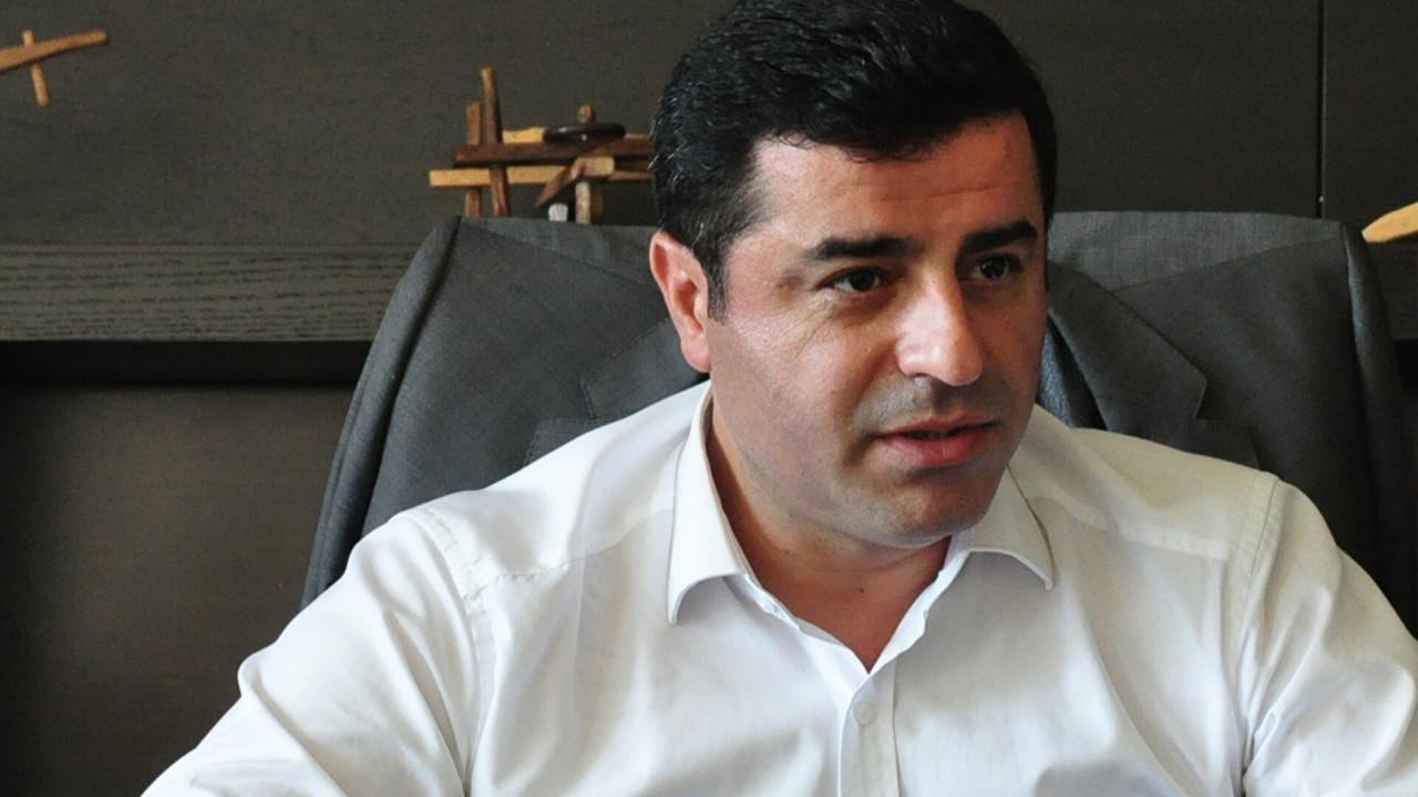 HDP'li Demirtaş'tan Millet İttifakı'na: HDP'yi ciddiye almayan kaybeder