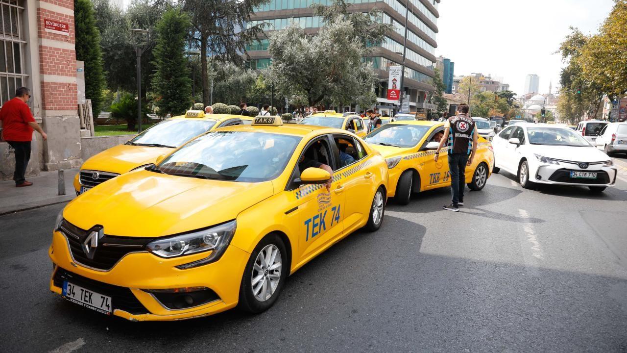 Kurallara uymayan taksicilere ceza yağdı - Sayfa 1