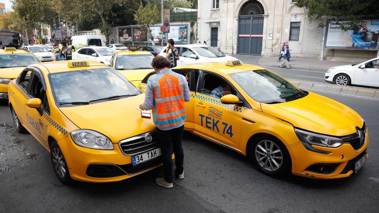 Kurallara uymayan taksicilere ceza yağdı - Sayfa 2