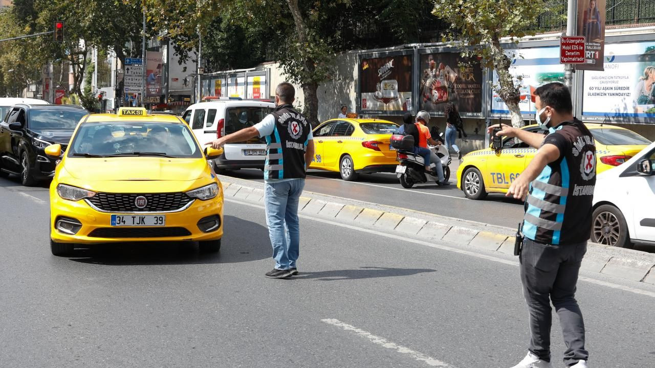 Kurallara uymayan taksicilere ceza yağdı - Sayfa 4