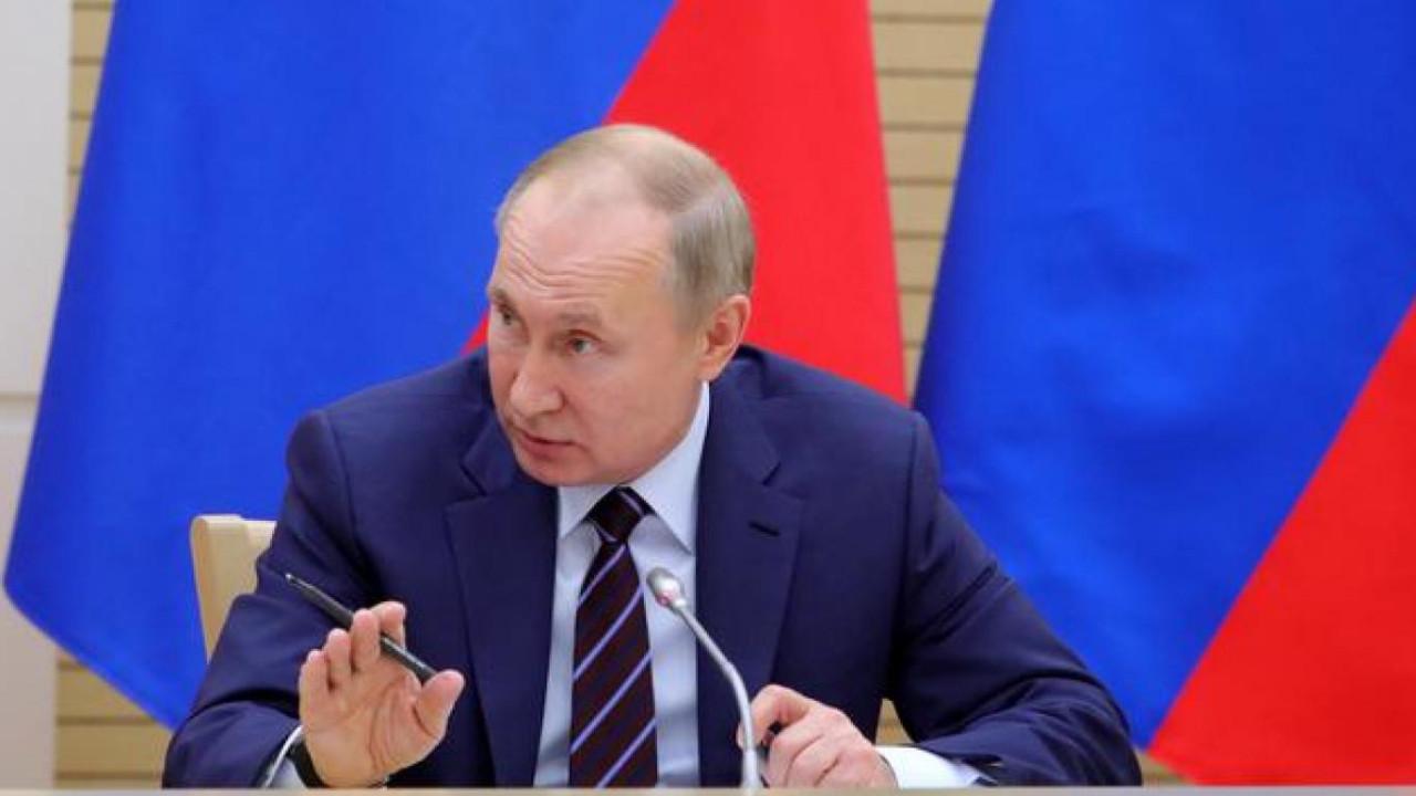 Putin: Yakında karantinaya girmem gerekebilir