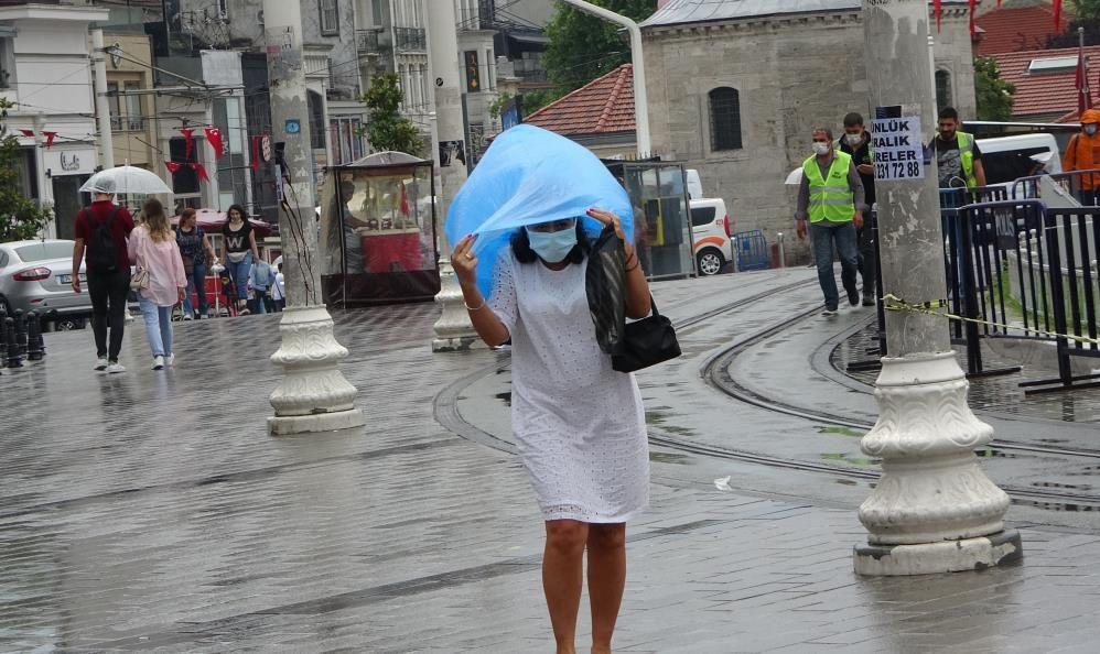 Meteoroloji bölge bölge uyardı! İstanbul dahil 49 ilde gök gürültülü yağış uyarısı - Sayfa 2