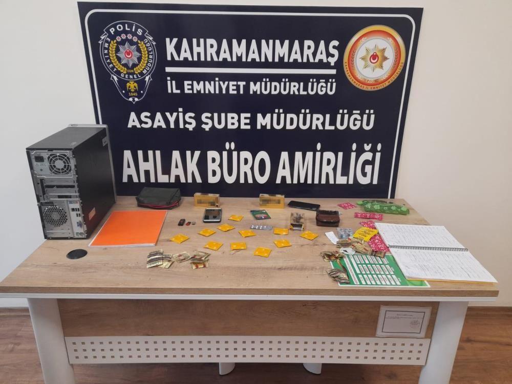 Kahramanmaraş'ta fuhuş operasyonu: Veresiye defteri ele geçirildi. - Sayfa 2