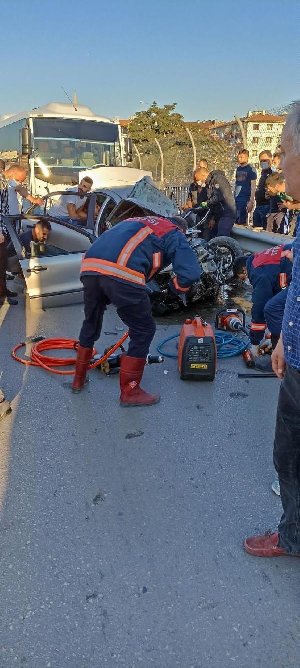 Ankara'da feci kaza: 5 kişi yaşamını yitirdi - Sayfa 2