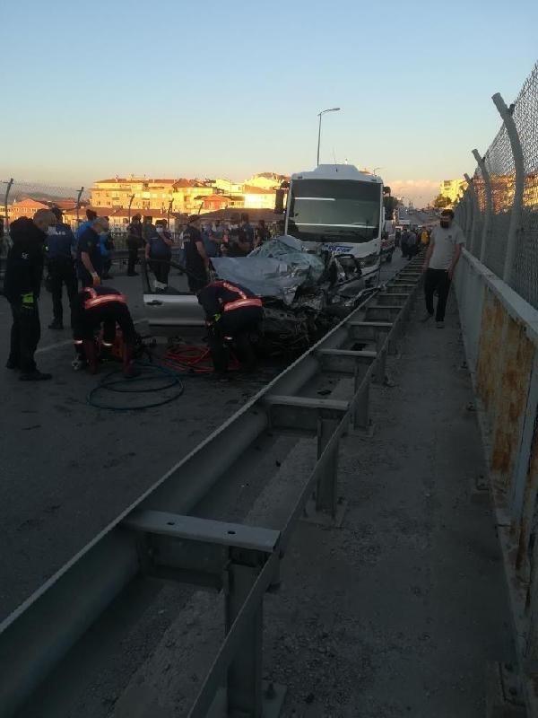 Ankara'da feci kaza: 5 kişi yaşamını yitirdi - Sayfa 3
