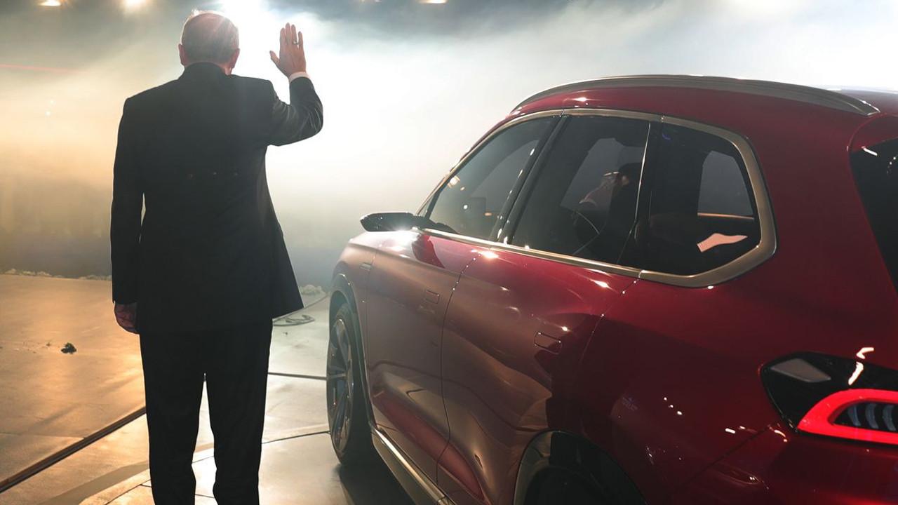 Erdoğan, yerli otomobille ilgili müjdeyi verdi; 2022 sonunda banttan indirmeyi hedefliyoruz