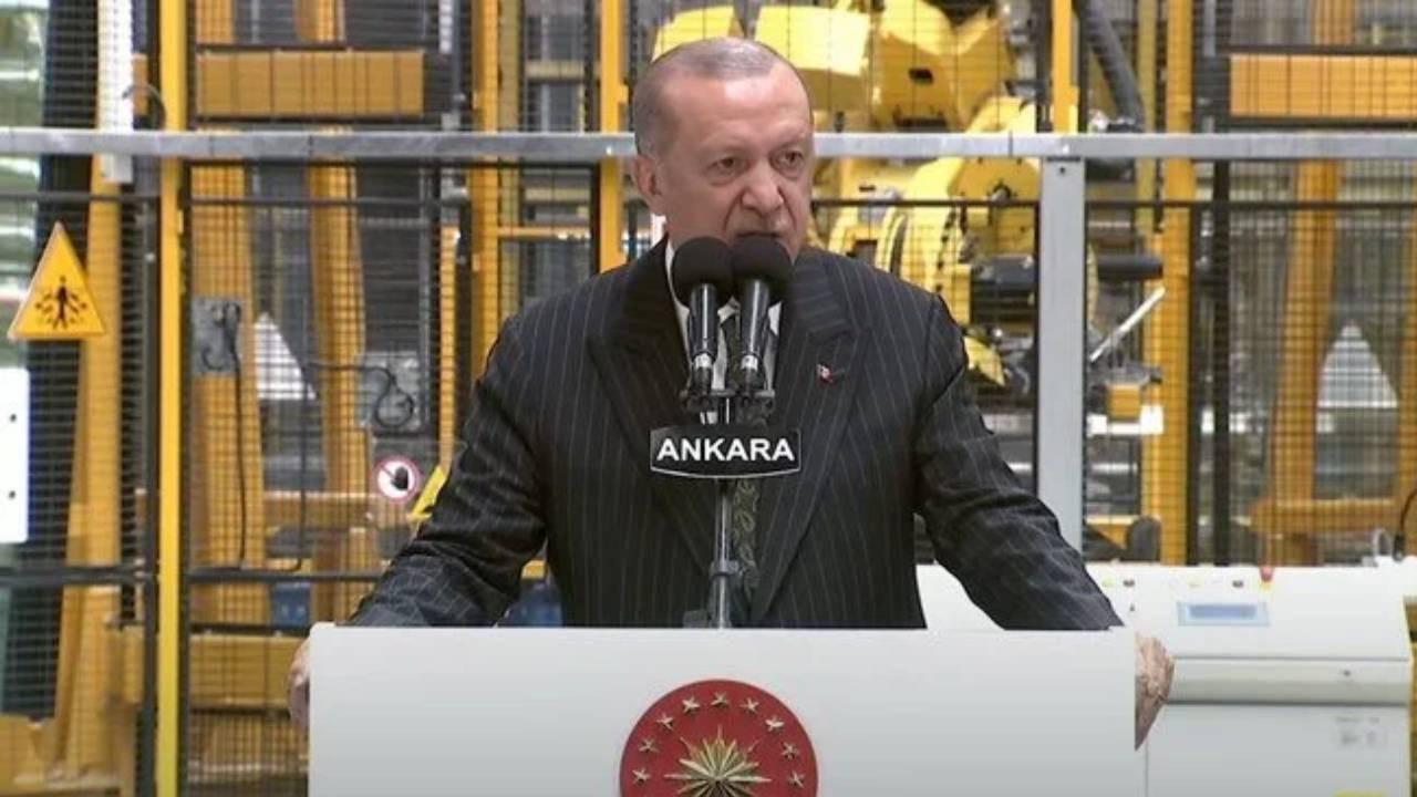Cumhurbaşkanı Erdoğan: Yatırımcılarımızın yanında durmayı sürdüreceğiz