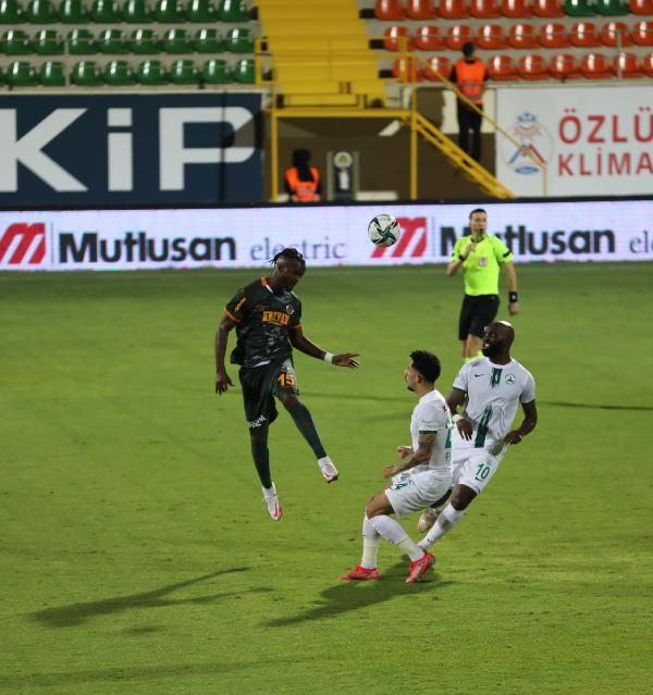 Giresunspor Süper Lig'de puanla tanışamadı! - Sayfa 4