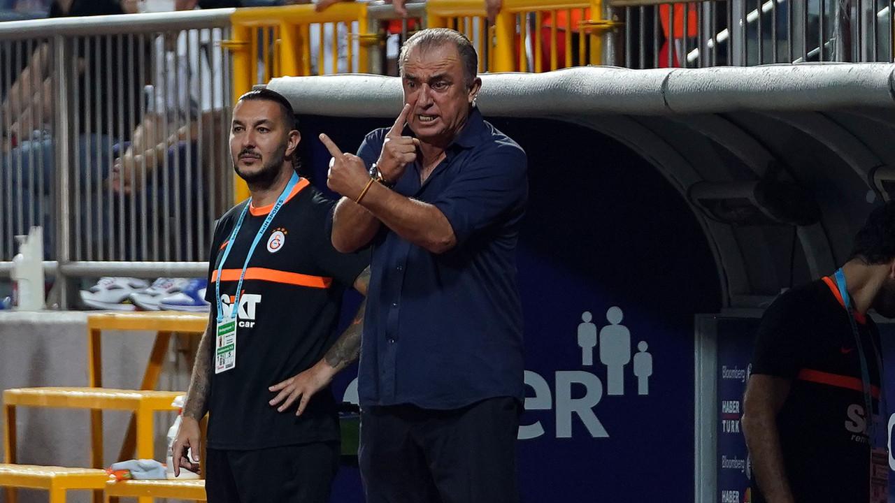 Galatasaray'da fatura 2 oyuncuya kesildi