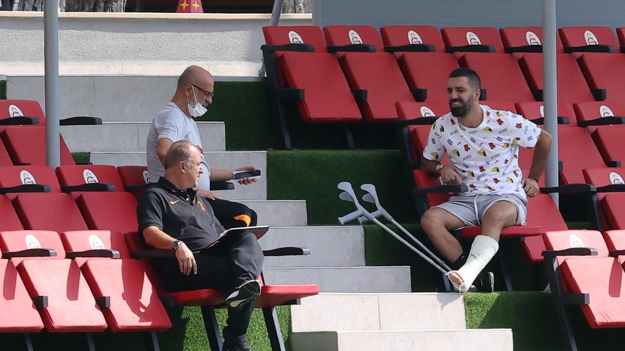 Fatih Terim sitem etmişti: Galatasaray'da kriz çözüldü