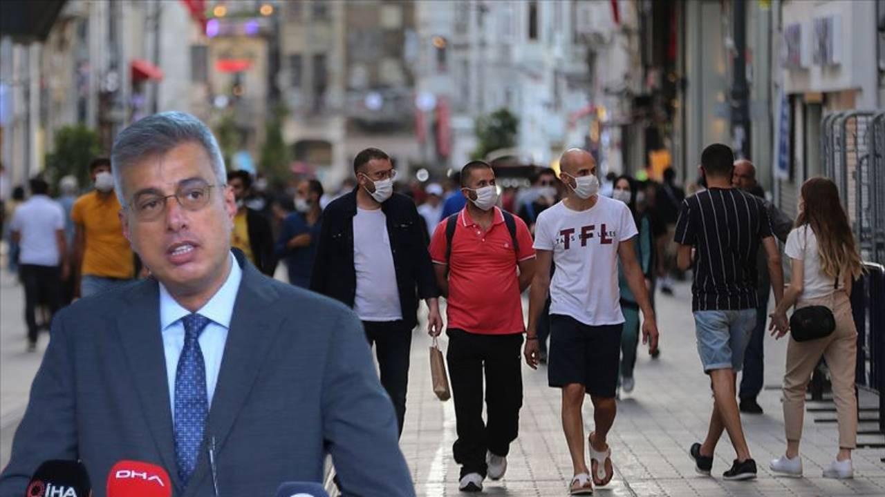 Koronavirüs salgınında son durum: İstanbul'da son 15 güne dikkat çekti!