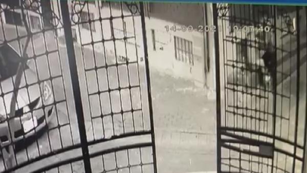 Zeytinburnu'nda kadın cinayeti kamerada - Sayfa 1