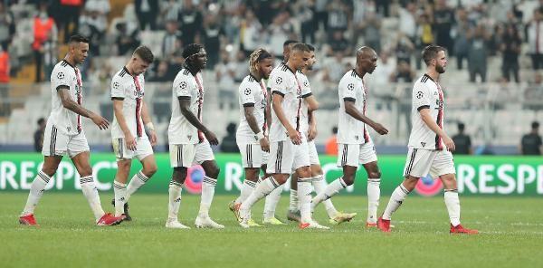 Beşiktaş, Şampiyonlar Ligi'nde Dortmund'a mağlup oldu - Sayfa 3