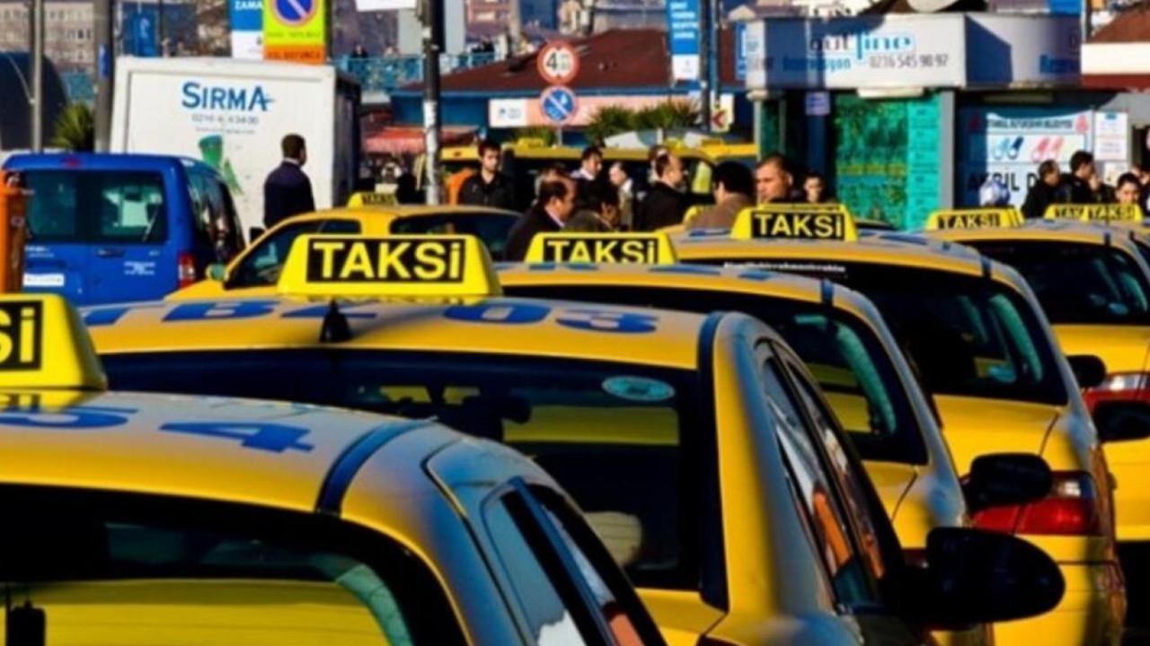 Taksilerde yeni uygulama: Yaş sınırı 65'ten 68'e yükseltildi