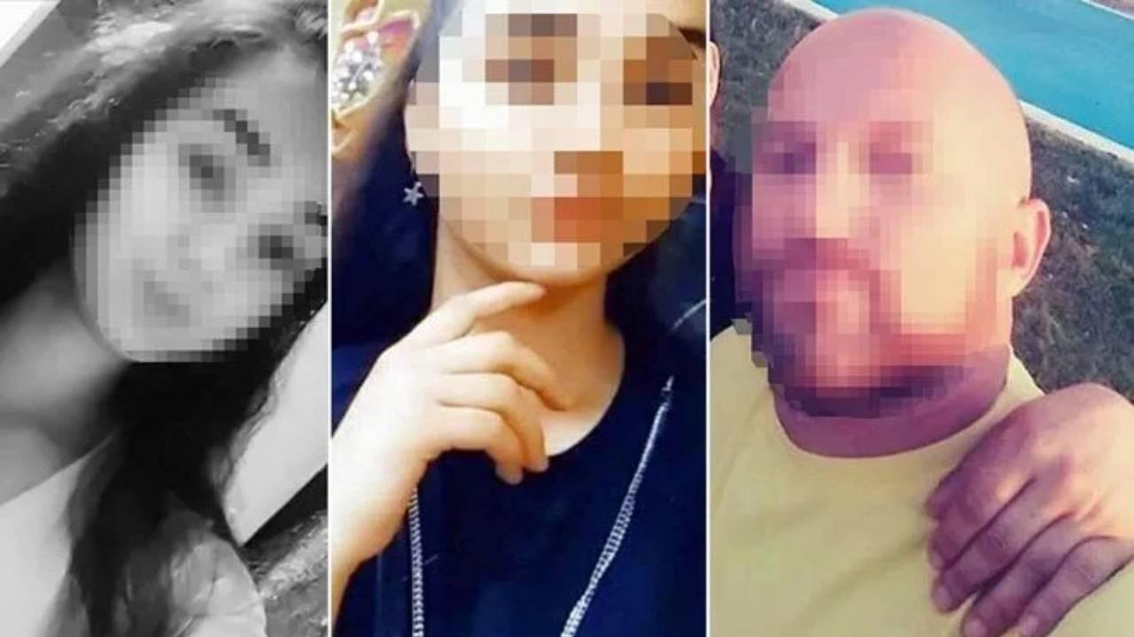 Anne kızlarını istismar eden babayı vurdu!