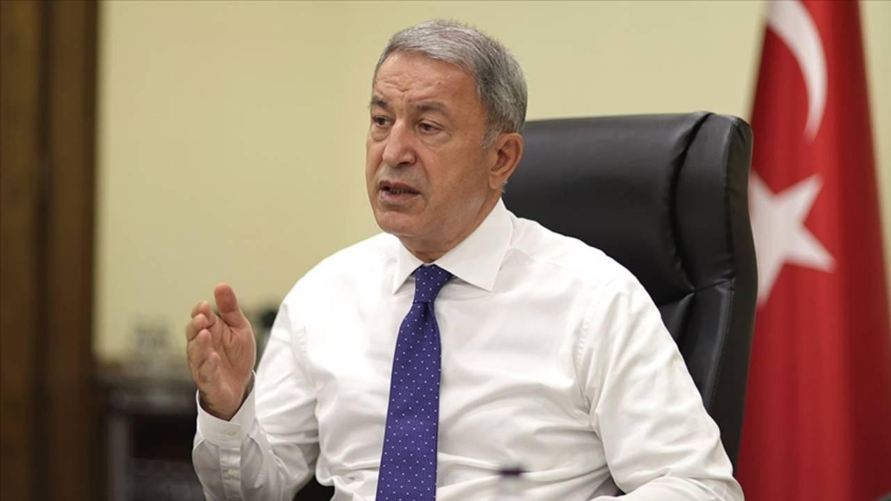 Milli Savunma Bakanı Akar'dan Ermenistan açıklaması