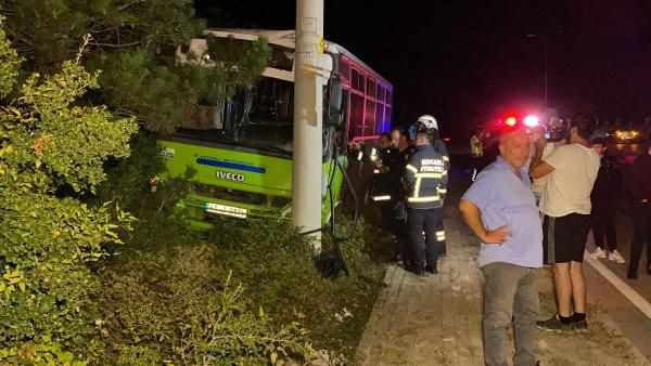 Kaza yapan otobüs şoförünün isteği yürek burktu! - Sayfa 4