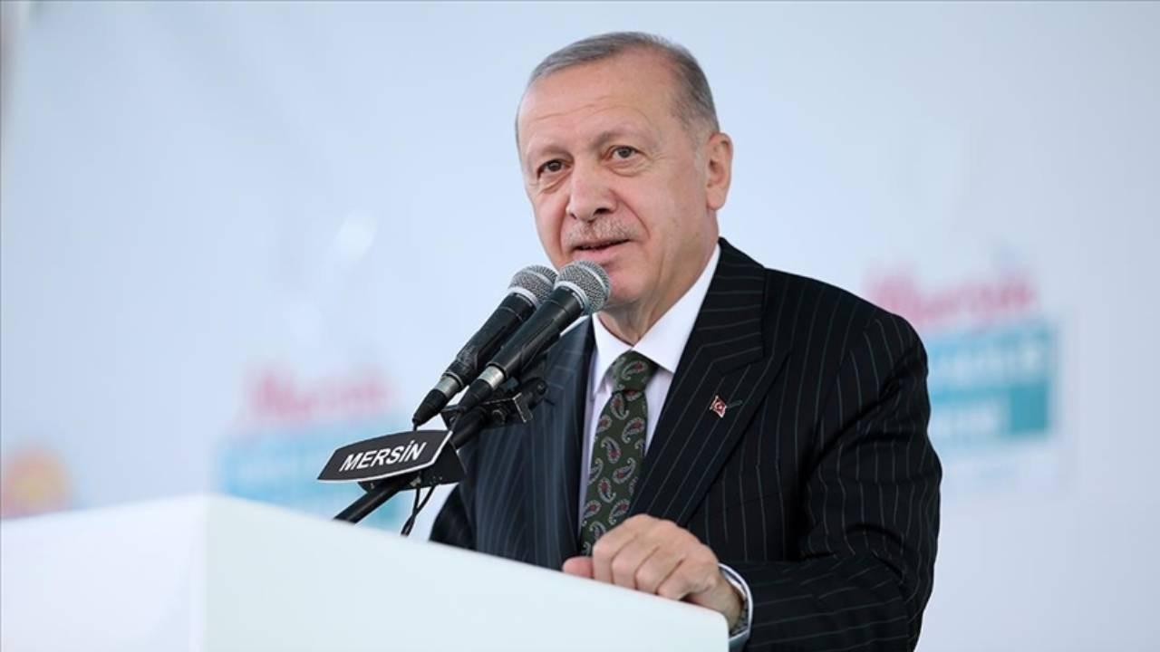 Cumhurbaşkanı Erdoğan: Amacımız ülkemize en kısa sürede ikinci ve üçüncü nükleer santral adımlarını atmak
