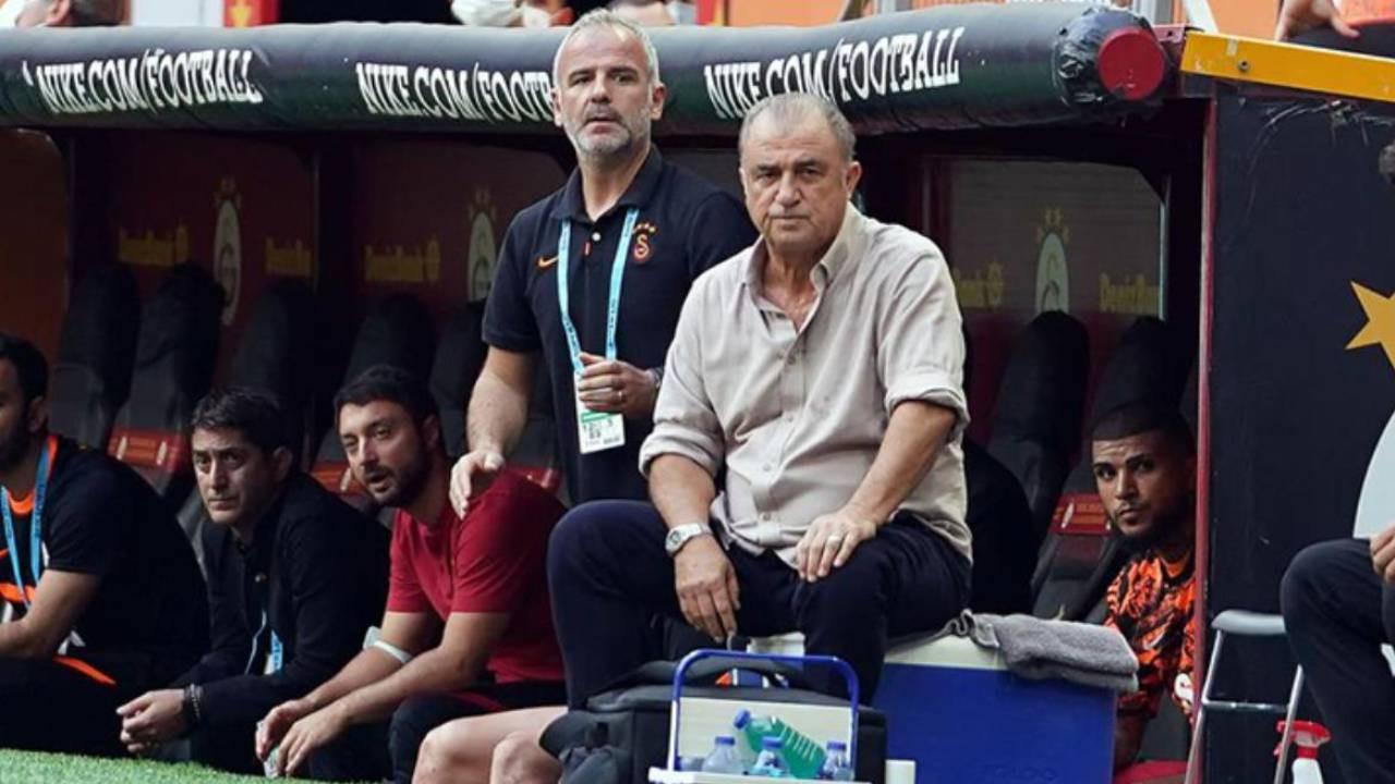 Galatasaray'da Fatih Terim'den tepkilere yanıt!