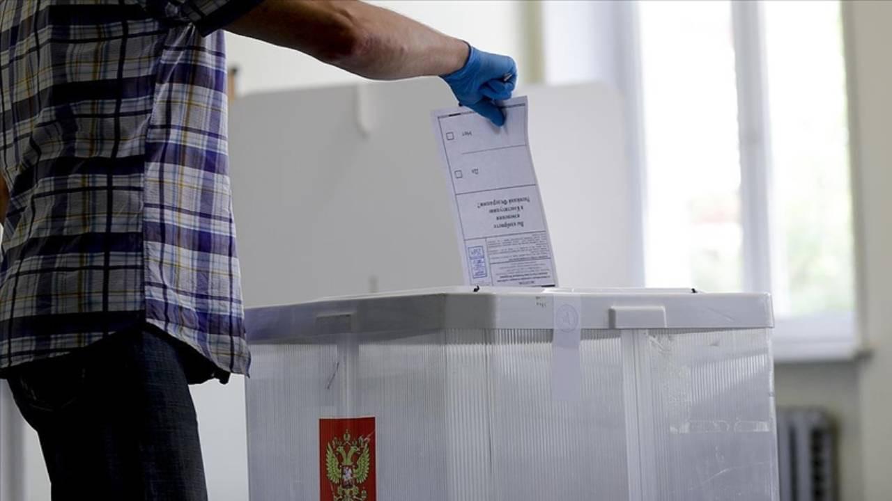 Rusya'da seçim maratonu sona erdi