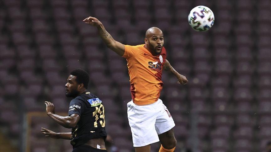 Galatasaray'da Marcao sevinci - Sayfa 1