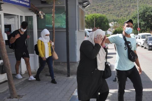 Datça açıklarında 48 kaçak göçmen yakalandı - Sayfa 2